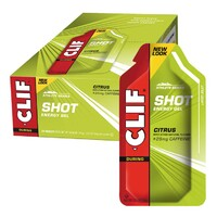 SHOT Energy Gel - Citrus+Caffeine (24x34g)