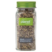 Black Pepper - Cracked Spices 55g