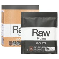 Organic Raw Protein Isolate - Choc Coconut (12x30g)