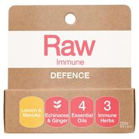 Raw Immune Defence - Lemon Manuka 20ml