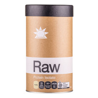 Organic Raw Protein Isolate - Vanilla 500g