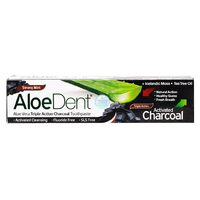 Triple Action Activated Charcoal Toothpaste 100ml