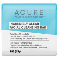 Incredibly Clear Facial Cleansing Bar 113g