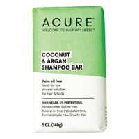 Coconut & Argan Shampoo Bar 140g