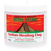 Indian Healing Facial Clay 454g