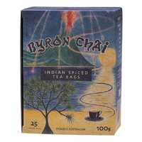Natural Indian Spiced Tea Bags x25