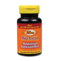 Hawaiian Astaxanthin Gel Caps (12mg) x50