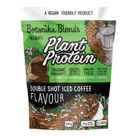 Vegan Plant Protein - Double Shot Iced Coffee 500g