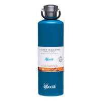 Insulated Stainless Steel Bottle - Topaz 1L