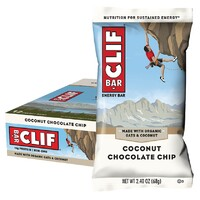 Energy Bar - Coconut Choc Chip Energy Bar (12x68g)