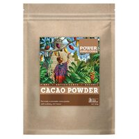 Organic Cacao Powder (Kraft Bag) 250g