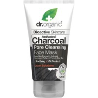 Activated Charcoal Face Mask 125ml