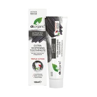 Extra Whitening Charcoal Toothpaste 100ml