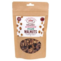 Activated Organic Vegan Walnuts 120g