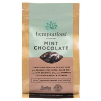 Organic Hemptations - Mint Chocolate 200g