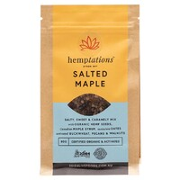 Organic Hemptations - Salted Maple 80g