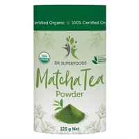 Organic Matcha Tea Powder 124g