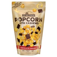 Popcorn with Cashews - Chocolate Caramel 90g