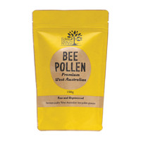 Raw Unprocessed Bee Pollen 180g