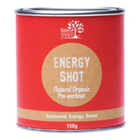 Organic Pre Workout - Energy Shot 150g
