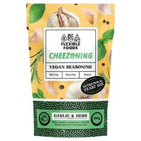 Cheeze Vegan Seasoning - Garlic Herb 150g