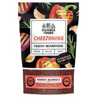 Cheeze Vegan Seasoning - Smokey BBQ 150g