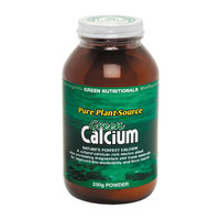 Pure Green Calcium Powder 250g