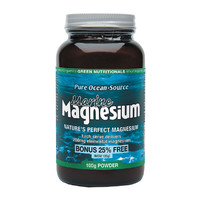 Pure Marine Magnesium Powder 100g