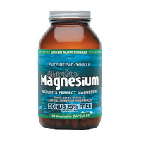 Pure Marine Magnesium VegeCaps (260mg) x120