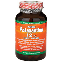 Natural Astaxanthin Vegan Caps (12mg) x60