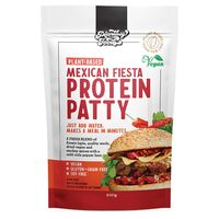 Vegan Protein Patty Mix - Mexican 200g
