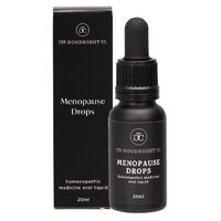 Menopause Drops Oral Liquid 20ml