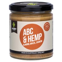 ABC & Hemp Spread 250g
