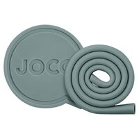 "10"" Roll Straw with Case - Bluestone"