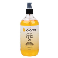 Pure Australian Jojoba Oil 500ml