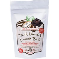 Vegan Dark Chocolate Crunch Buds - Dark 85g