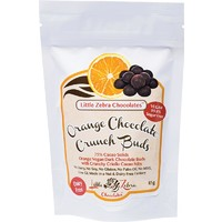 Vegan Chocolate Crunch Buds - Orange 85g