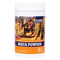 Organic Maca Powder (Bottle) 500g