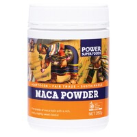 Organic Maca Powder (Bottle) 350g