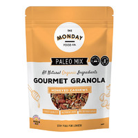 Paleo Gourmet Granola - Honeyed Cashews 300g