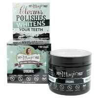 Charcoal Whitening Tooth Powder 30g