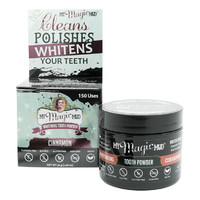 Charcoal Whitening Tooth Powder - Cinnamon 30g