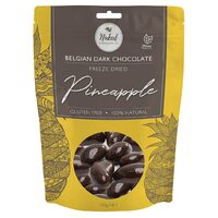 Dark Chocolate Pineapple 125g