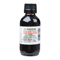 Pure Cold Pressed Neem Seed Oil 100ml