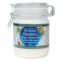 Organic Virgin Coconut Oil 650ml