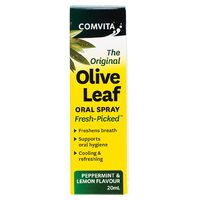 Oral Spray Olive Leaf Extract 20ml
