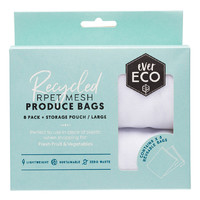 Reusable Fruit & Veg Bags x8