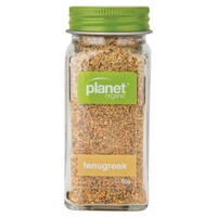 Organic Fenugreek 75g