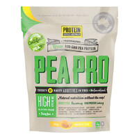 PeaPro Organic Pea Protein - Honeycomb 500g