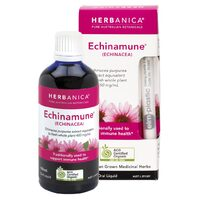 Organic Echinacea Herbal Tincture 100ml